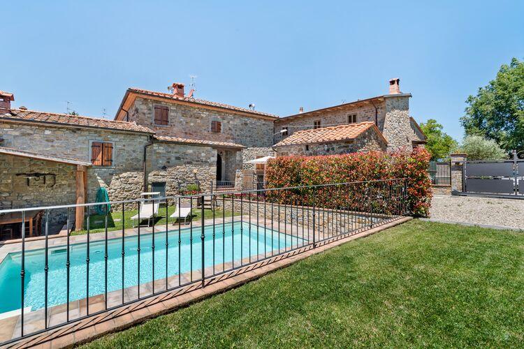 vakantiehuis Italië, Toscana, Chitignano (AR) vakantiehuis IT-52100-47