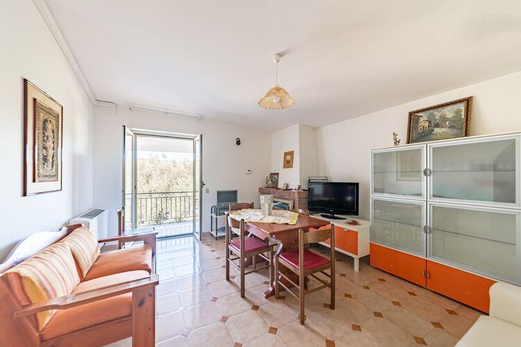 Appartementen Italie | Campania | Appartement te huur in Bosco    5 personen