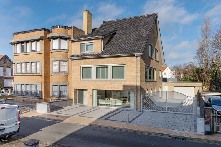 Vakantiehuizen Belgie | West-Vlaanderen | Vakantiehuis te huur in De-Panne   met wifi 11 personen