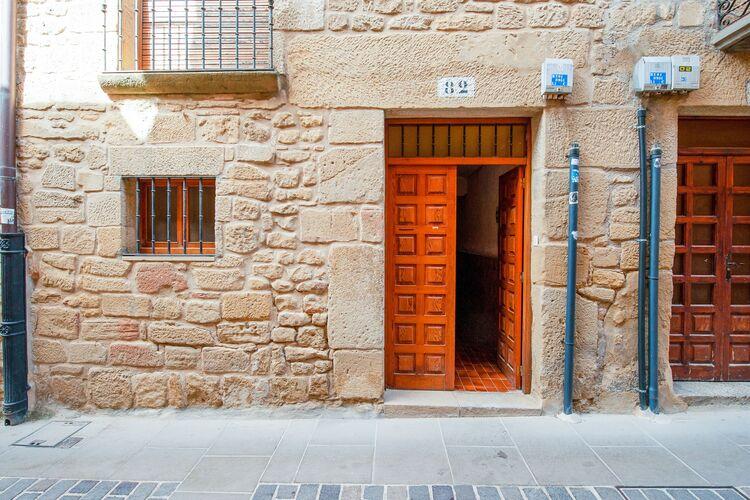 vakantiehuis Spanje, Het Groene Spanje, Laguardia vakantiehuis ES-01300-01