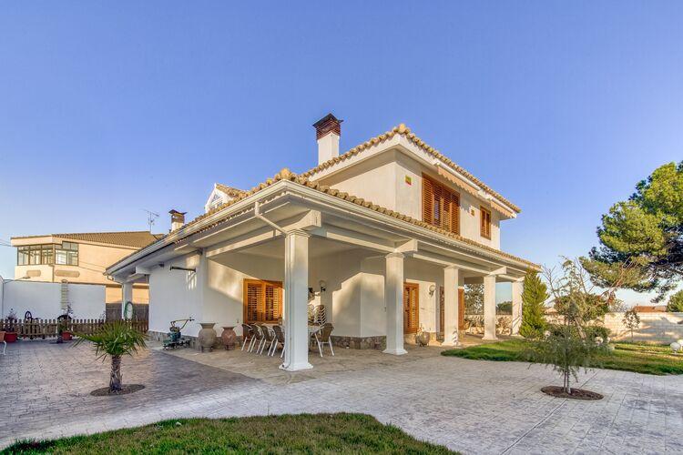 Vakantiehuizen Spanje | Castilla-las-mancha | Vakantiehuis te huur in Villacaas    10 personen