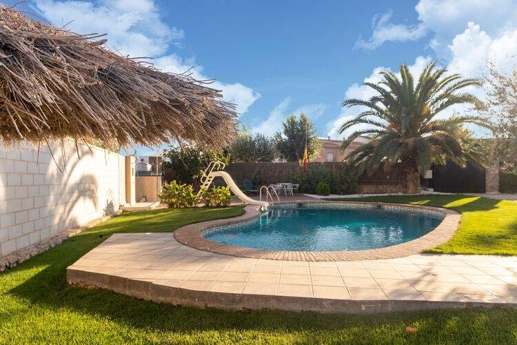 vakantiehuis Spanje, Castilla las mancha, Villacañas vakantiehuis ES-45860-03