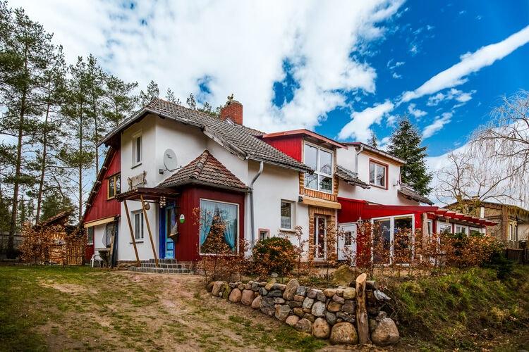 Duitsland | Mecklenburg-Vorpommeren | Appartement te huur in Ventschow   met wifi 2 personen