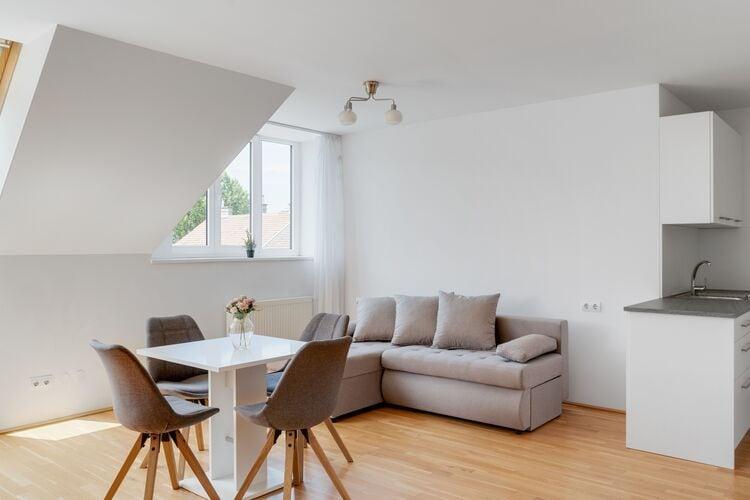 Vakantiehuizen Oostenrijk | Niederoesterreich | Appartement te huur in Vienna   met wifi 4 personen