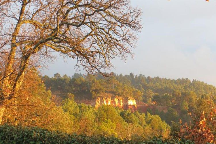 vakantiehuis Frankrijk, Provence-alpes cote d azur, Roussillon vakantiehuis FR-84220-40