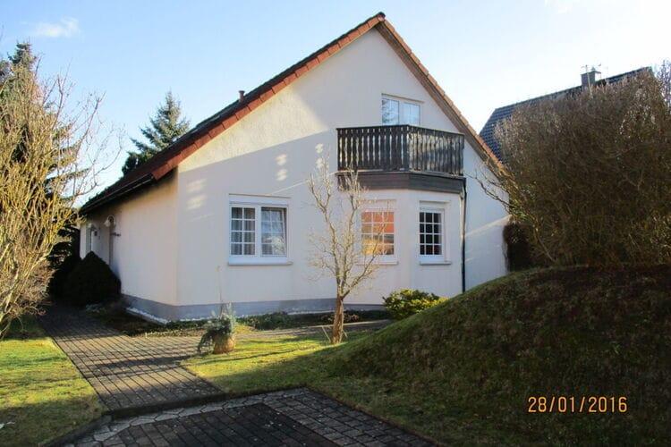 Vakantiehuizen Duitsland | Berlijn | Appartement te huur in Elbingerode    6 personen