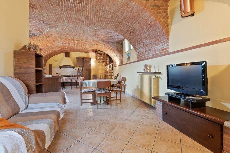 Italie | Piemonte | Appartement te huur in Frazione-sessant   met wifi 6 personen