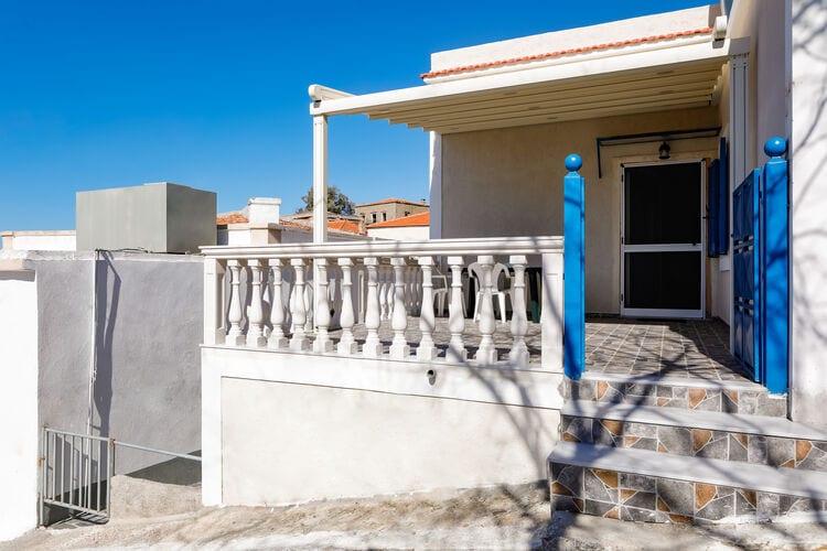 Vakantiehuizen Griekenland | Grchi | Vakantiehuis te huur in Oinousses   met wifi 8 personen