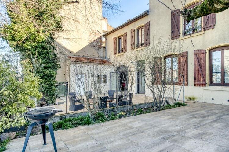 Vakantiehuizen Frankrijk | Auvergne | Appartement te huur in ROANNE   met wifi 7 personen