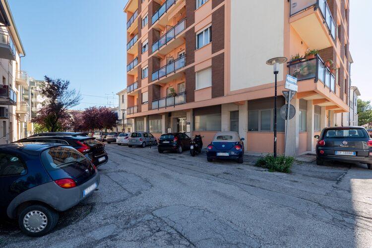 Appartementen Italie | Marche | Appartement te huur in Fano   met wifi 5 personen