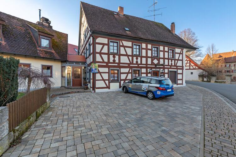 Vakantiehuizen Duitsland | Beieren | Appartement te huur in Kunreuth    5 personen
