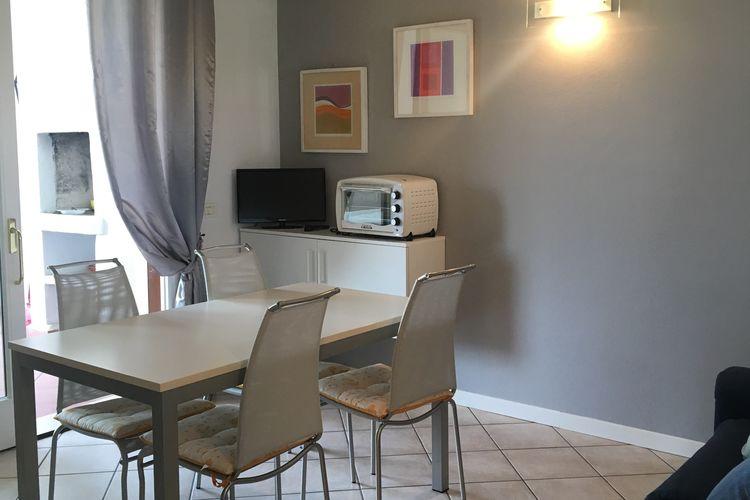 Vakantiehuizen Italie | Italiaanse-Meren | Appartement te huur in Peschiera-del-Garda met zwembad  met wifi 2 personen