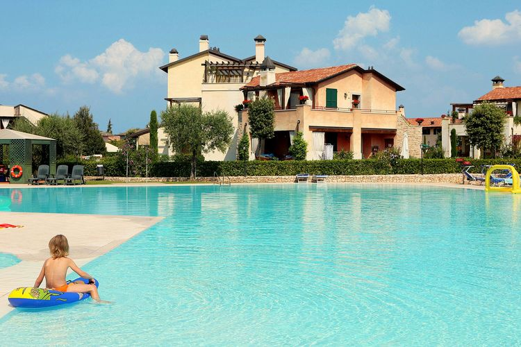 Appartement Italië, Italiaanse Meren, Peschiera del Garda Appartement IT-37019-30