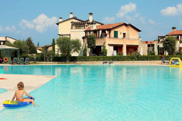 Appartement Italië, Italiaanse Meren, Peschiera del Garda Appartement IT-37019-26
