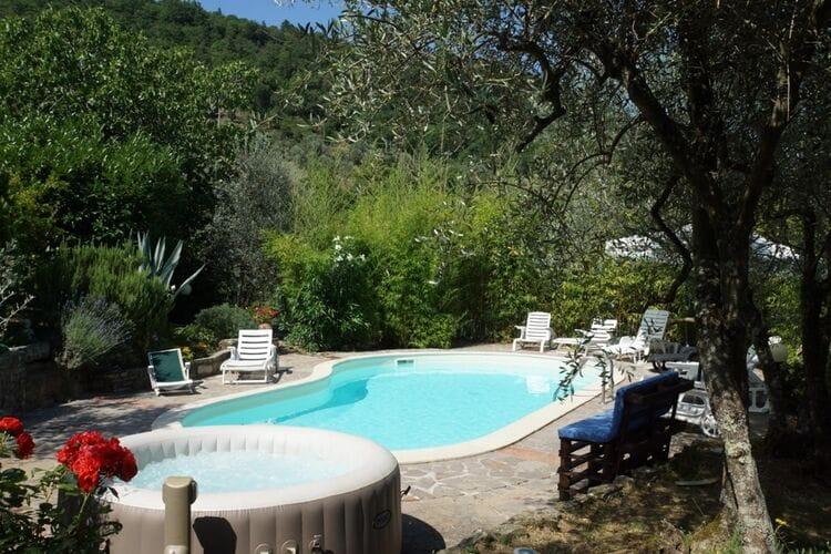 Vakantiehuizen Italie | Toscana | Villa te huur in Figline-e-Incisa-Valdarno met zwembad  met wifi 10 personen