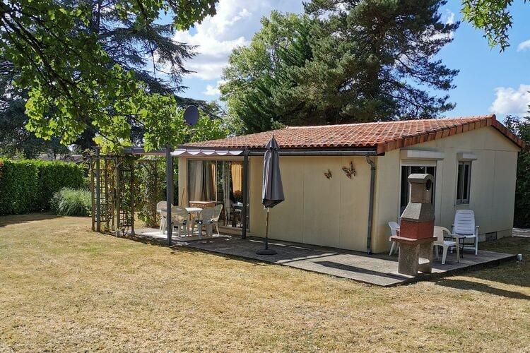 Vakantiehuizen Frankrijk | Cote-Atlantique | Vakantiehuis te huur in Curas met zwembad  met wifi 4 personen