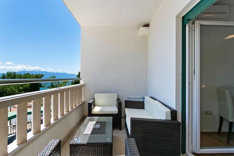 Appartement Kroatië, Dalmatie, Drvenik Appartement HR-21333-07