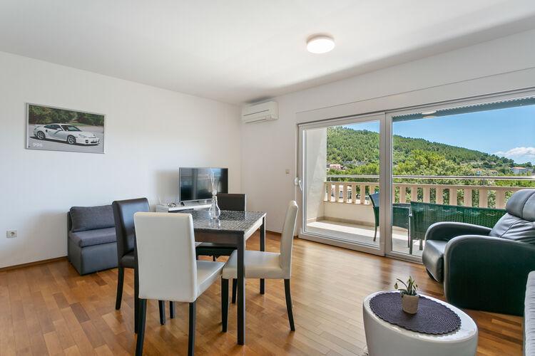 Appartement Kroatië, Dalmatie, Drvenik Appartement HR-21333-08