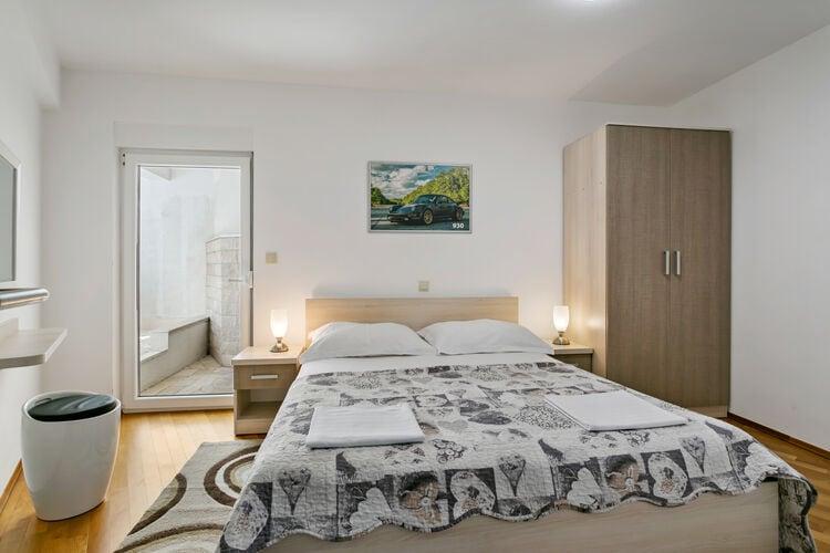 Appartement Kroatië, Dalmatie, Drvenik Appartement HR-21333-09