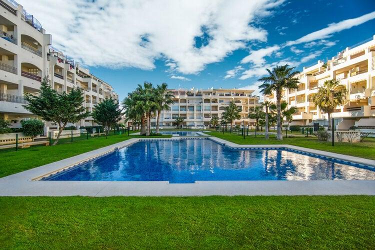 Vakantiehuizen Spanje | Costa-Almeria | Vakantiehuis te huur in ALMERA met zwembad  met wifi 4 personen