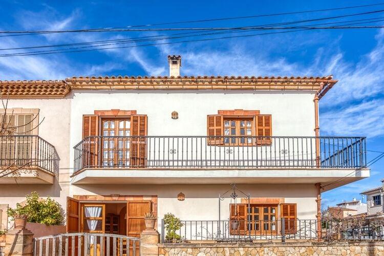 Vakantiehuizen Spanje | Mallorca | Vakantiehuis te huur in SIllot-Cala-Morlanda   met wifi 6 personen