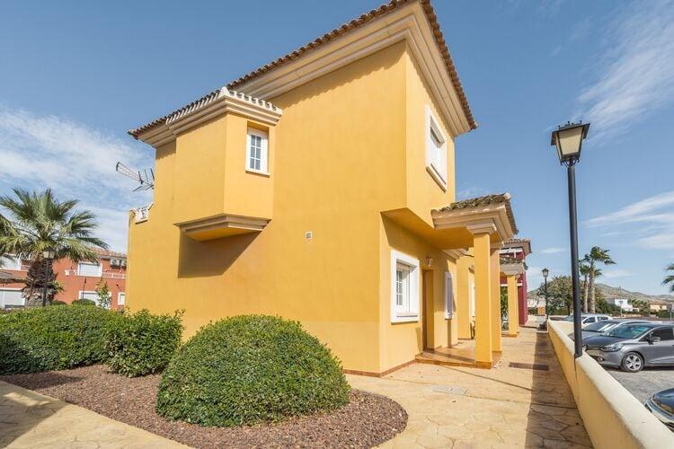 Vakantiehuizen Costa Calida te huur Baños-y-Mendigo- ES-30155-14 met zwembad nabij Strand met wifi te huur