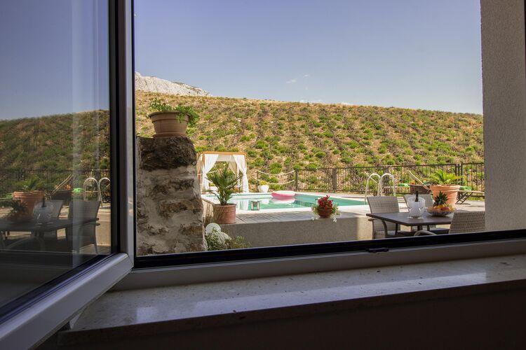 vakantiehuis Kroatië, Dalmatie, Solin vakantiehuis HR-21209-02
