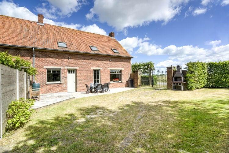Vakantiehuizen Belgie | West-Vlaanderen | Vakantiehuis te huur in Oostvleteren   met wifi 7 personen