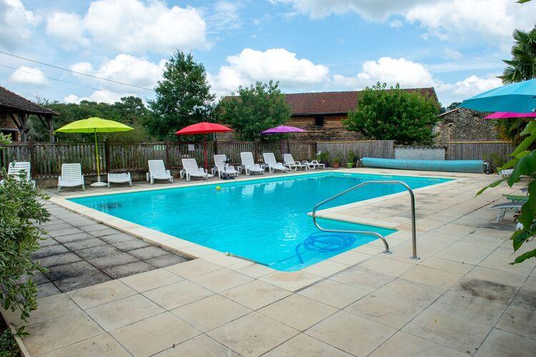 Vakantiehuizen Frankrijk | Dordogne | Vakantiehuis te huur in Lacapelle-Biron met zwembad  met wifi 4 personen