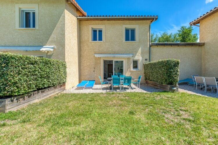 Vakantiehuizen Frankrijk | Languedoc-roussillon | Vakantiehuis te huur in Gagnieres met zwembad  met wifi 6 personen
