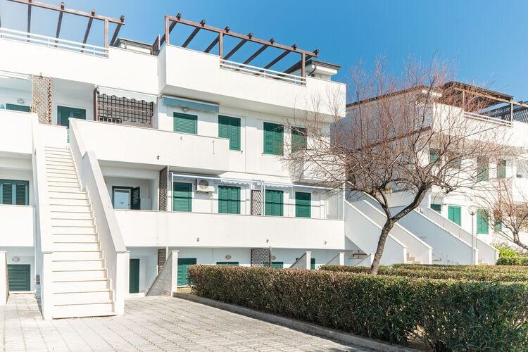 Appartementen Italie | Campania | Appartement te huur in Policastro-Bussentino   met wifi 4 personen