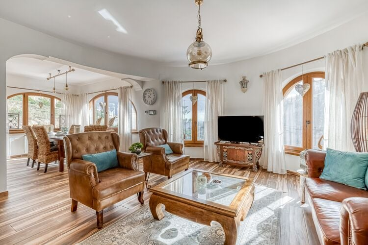 vakantiehuis Spanje, Costa Blanca, Benitacell vakantiehuis ES-00022-350