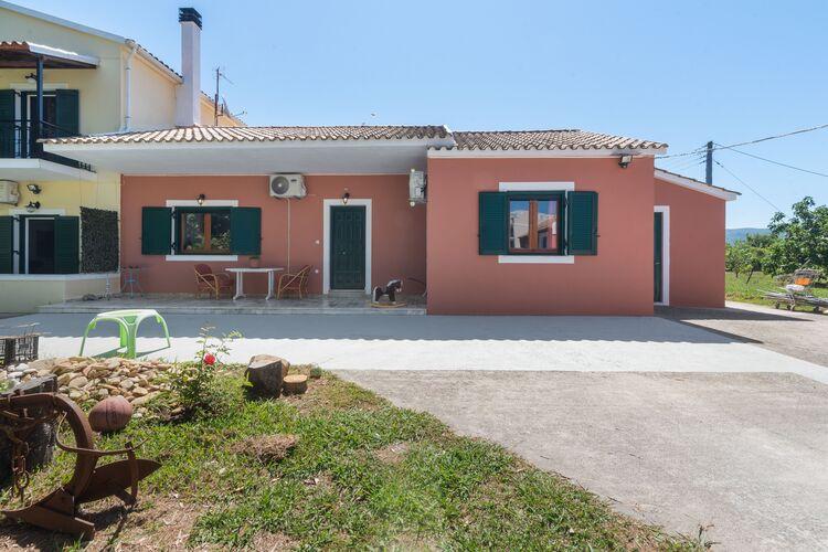 Vakantiehuizen Griekenland | Corfu | Villa te huur in Korfu   met wifi 6 personen
