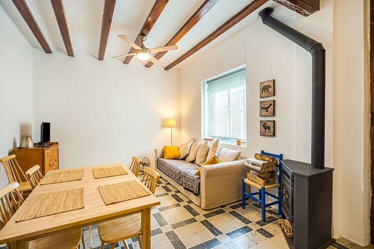 Woning Spanje | Valencia | Vakantiehuis te huur in Cullera   met wifi 8 personen