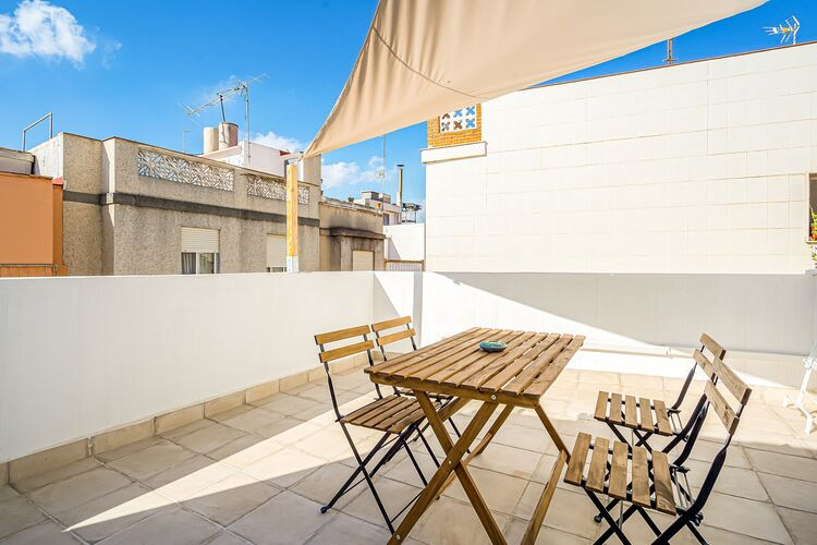 vakantiehuis Spanje, Valencia, Cullera vakantiehuis ES-00082-00