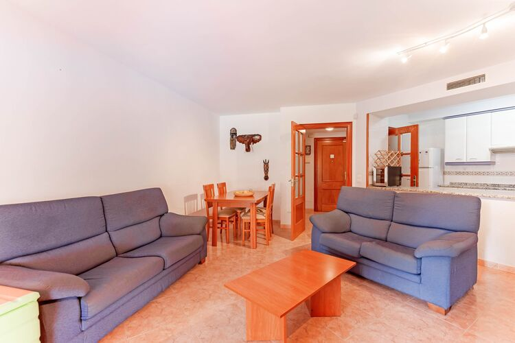 Appartement Spanje, Costa de Barcelona, Malgrat de Mar Appartement ES-08380-07