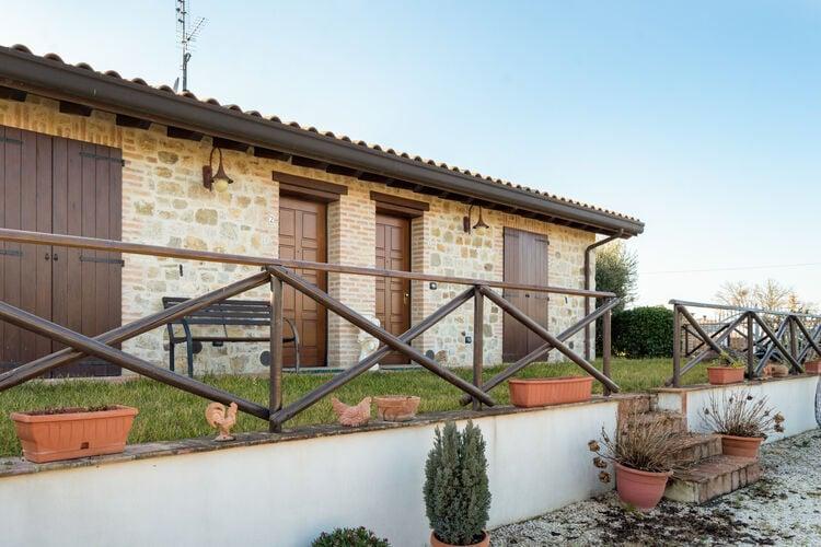 Woning Italie | Umbrie | Vakantiehuis te huur in Marsciano met zwembad  met wifi 5 personen
