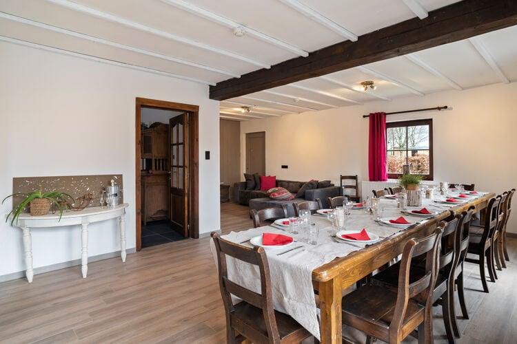 vakantiehuis België, Luxemburg, Nadrin vakantiehuis BE-6660-73