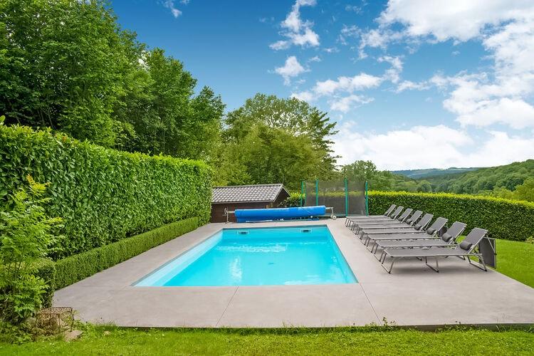 Villas  Belgie te huur Hamoir-Filot- BE-4181-12 met zwembad  met wifi te huur