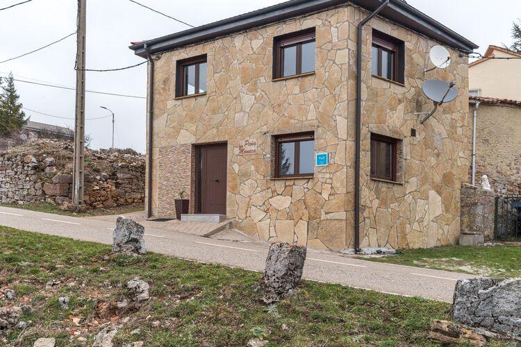 Vakantiehuizen Castilla Y Leon te huur Valporquero-de-Torío- ES-24837-01   met wifi te huur