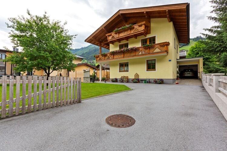 Vakantiehuizen Oostenrijk | Salzburg | Appartement te huur in Grossarl   met wifi 4 personen