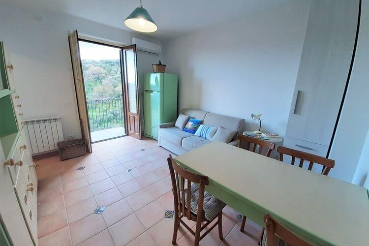 vakantiehuis Italië, Sicilia, Ficarra vakantiehuis IT-98062-04