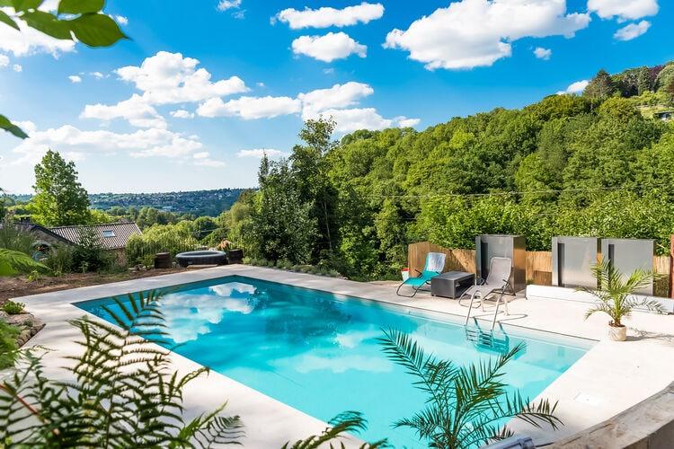 Vakantiehuizen Belgie   Luik   Vakantiehuis te huur in Verviers met zwembad  met wifi 9 personen
