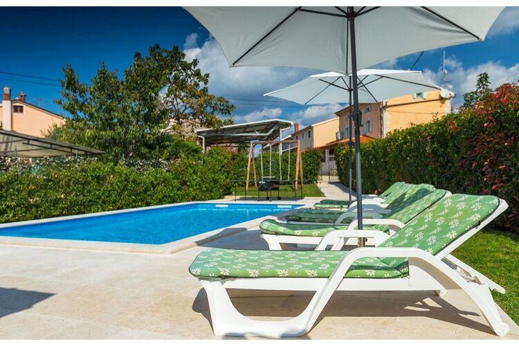 vakantiehuis Kroatië, Istrie, Bubani vakantiehuis HR-00041-74