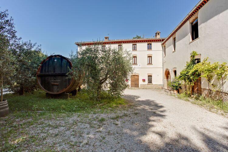 Vakantiehuizen Italie | Umbrie | Vakantiehuis te huur in Umbertide met zwembad  met wifi 4 personen