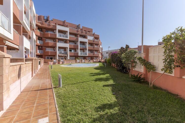 vakantiehuis Spanje, Costa Almeria, ALMERIA vakantiehuis ES-04740-18