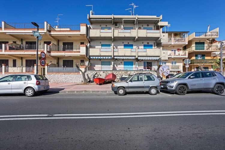 Appartement Italië, Sicilia, FURCI SICULO Appartement IT-98023-03