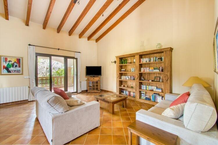 vakantiehuis Spanje, Mallorca, Son Servera vakantiehuis ES-07550-01
