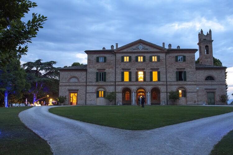 Villa Italië, Marche, Filottrano Villa IT-60024-04