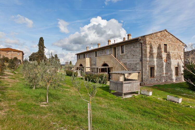 Vakantiehuizen Italie | Toscana | Vakantiehuis te huur in Chianni met zwembad  met wifi 4 personen